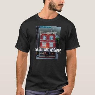 DSC_0521、原子ADDAMNS Tシャツ