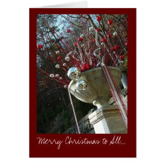 DSCF7473のすべてへのメリークリスマス… カード