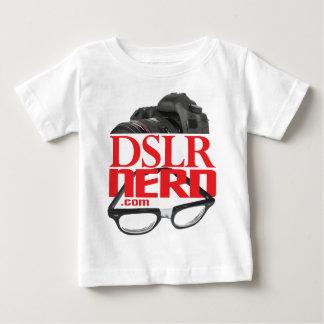 DSLRのおたく ベビーTシャツ