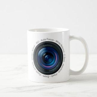 DSLRの特徴 コーヒーマグカップ