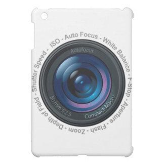 DSLRの特徴 iPad MINI CASE