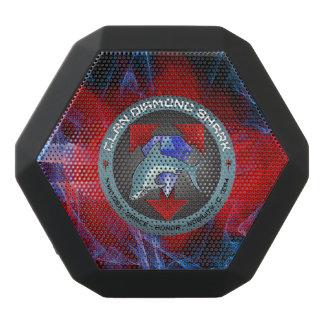 DSX: Warhorn ブラックBluetoothスピーカー