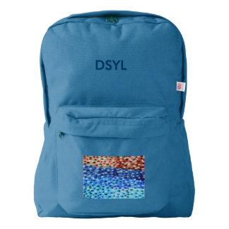 DSYL点4-7の世界 AMERICAN APPAREL™バックパック