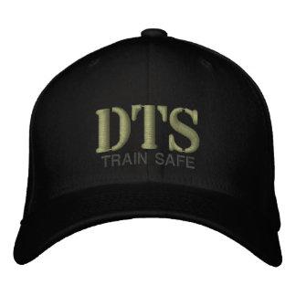 DTは黒いAR/Flex/HATを整備します 刺繍入りキャップ