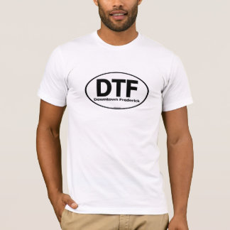 DTF都心のFrederickのティー Tシャツ