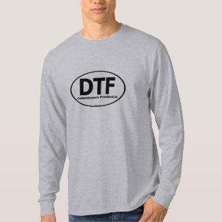 DTF都心のFrederickメンズ長袖 Tシャツ