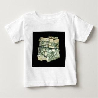 DTOMのドル ベビーTシャツ