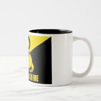 DTOMの新しいデザインのコーヒー・マグ ツートーンマグカップ
