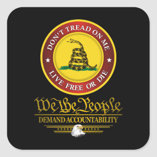 DTOM -要求の責任能力 スクエアシール