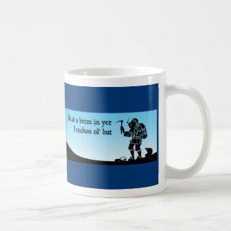 DTV Freeminerの地平線のマグ コーヒーマグカップ