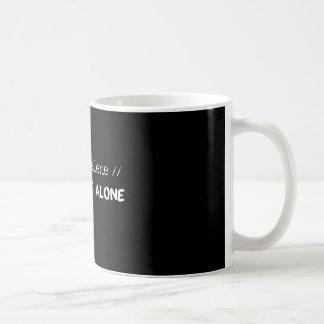 DUのえーikkeのaleneかあなたはだけではないです コーヒーマグカップ