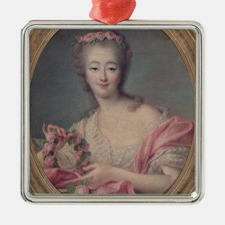 duバリー1770年夫人 メタルオーナメント