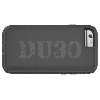 Du30 iPhone 6の堅いXtremeの場合 Tough Xtreme iPhone 6 ケース