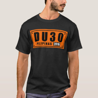 DU 30 2016年 Tシャツ