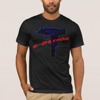 duane銃 tシャツ