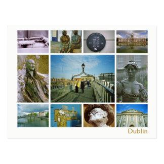 Dublin multi-image ポストカード