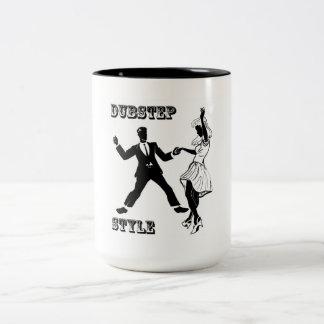 Dubstepのスタイルのマグ ツートーンマグカップ