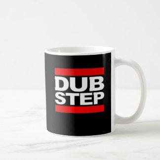 DUBSTEPのダンスdubstepの激賞dubstepはリミックスします コーヒーマグカップ