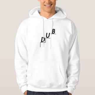 DubSTEPのフード付きスウェットシャツ パーカ