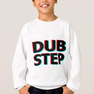 Dubstepの不潔なダビングのステップ低音のテクノの動揺 スウェットシャツ
