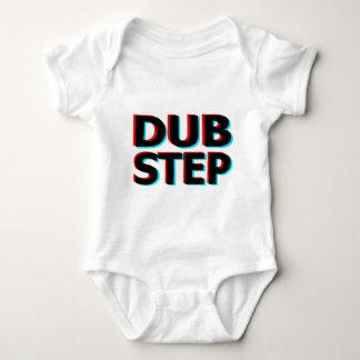 Dubstepの不潔なダビングのステップ低音のテクノの動揺 ベビーボディスーツ