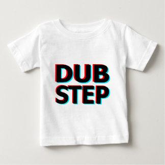Dubstepの不潔なダビングのステップ低音のテクノの動揺 ベビーTシャツ