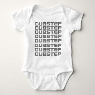 Dubstepの文字 ベビーボディスーツ