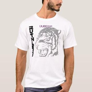 Dubstepの無慈悲なTシャツ Tシャツ