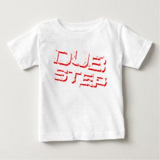 Dubstepの赤 ベビーTシャツ