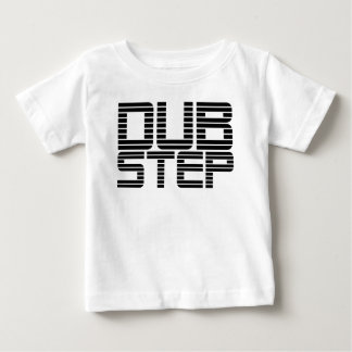 Dubstepは文字を並べました ベビーTシャツ
