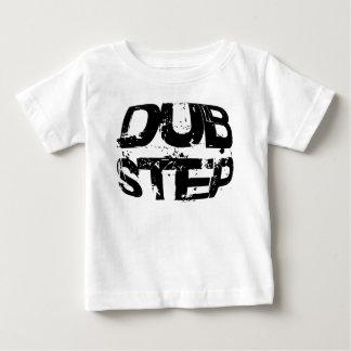 Dubstep音楽文字 ベビーTシャツ