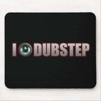 DUBSTEP音楽 マウスパッド