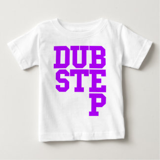 Dubstep Blockletter (紫色) ベビーTシャツ