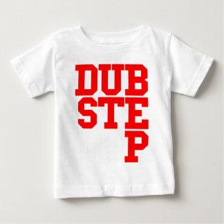 Dubstep Blockletter (赤い) ベビーTシャツ