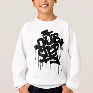 Dubstep FatCapの黒 スウェットシャツ