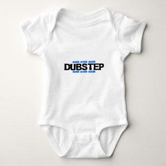 Dubstep Wob Wobの青 ベビーボディスーツ