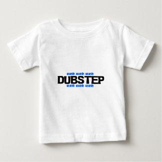 Dubstep Wob Wobの青 ベビーTシャツ