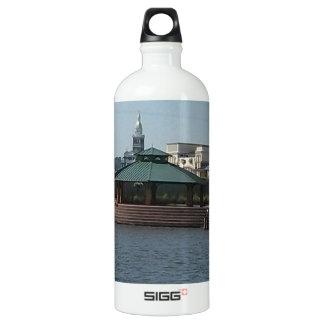 Dubuqueの川の歩行 ウォーターボトル