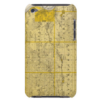 Dubuque郡の地図 Case-Mate iPod Touch ケース