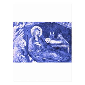 Duccioの出生 ポストカード
