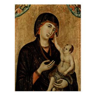 Duccio di Buoninsegna Art ポストカード
