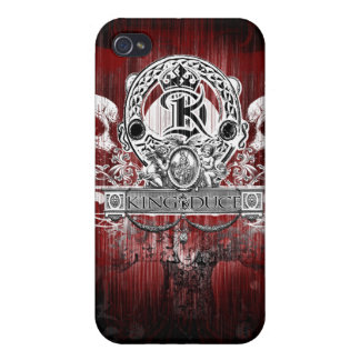 Duce王 iPhone 4/4S Case