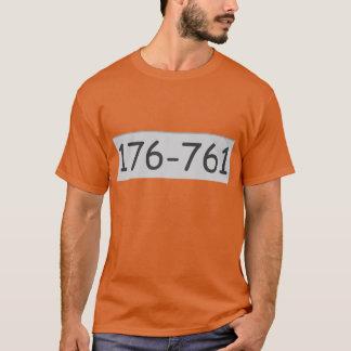 duckburg郡刑務所 tシャツ