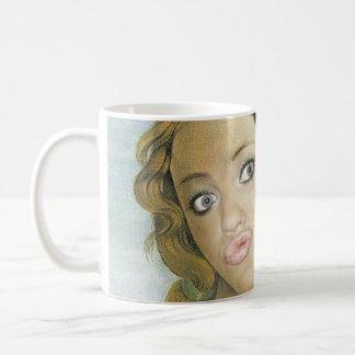Duckfaceの誕生 コーヒーマグカップ