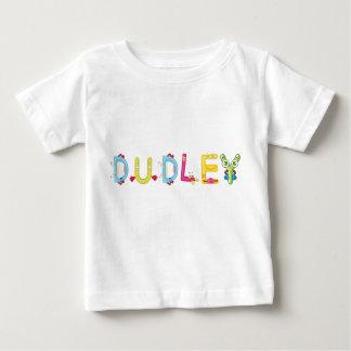 DudleyのベビーのTシャツ ベビーTシャツ