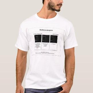 Dudleyの地下牢 -- テンプレート tシャツ