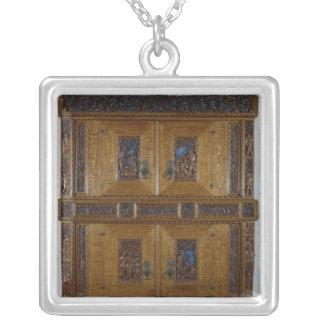 Duererの食器棚1510年 シルバープレートネックレス