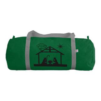 Duffleの体育館のバッグ ジムバッグ