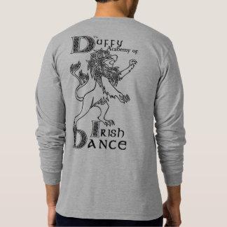 Duffyアカデミーの長袖のワイシャツ Tシャツ