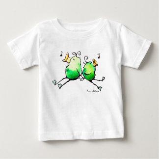 Dugle歌うTシャツ ベビーTシャツ